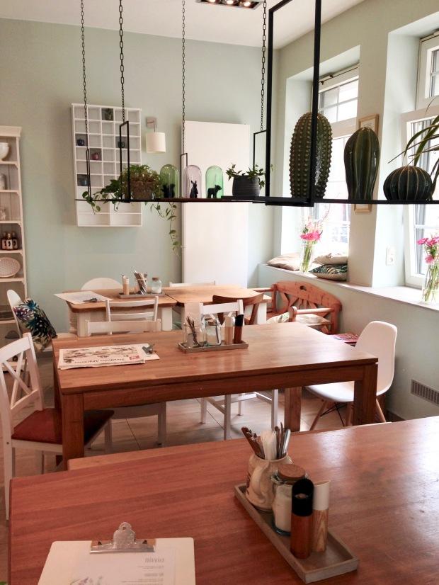 Interieur Matildas Kitchen Frankfurt
